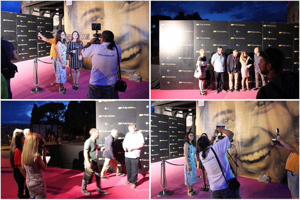 Filmfestspiele in Pula