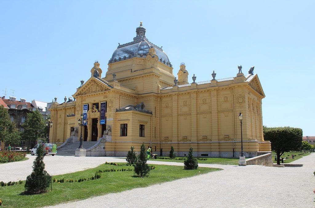 Kunstpavillon Zagreb