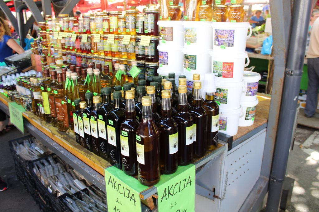 Olivenöl aus Kroatien