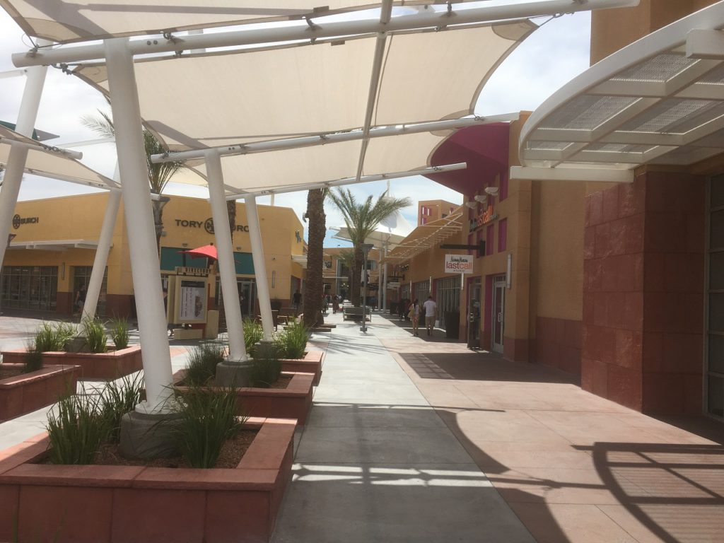 Outlet Center North - Las Vegas