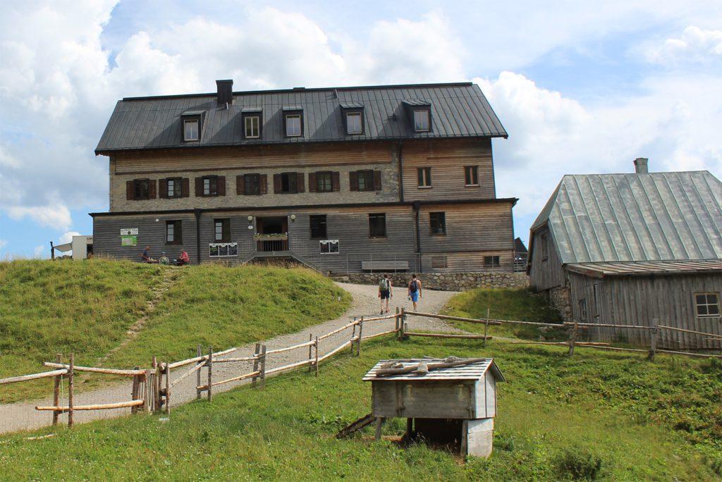 Rotwandhaus am Spitzingsee