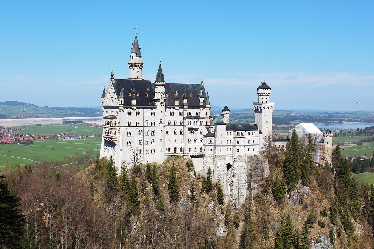 Reisebericht Tagesausflug Von München Zum Schloß