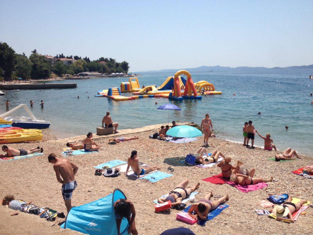 Strand in Kolovare
