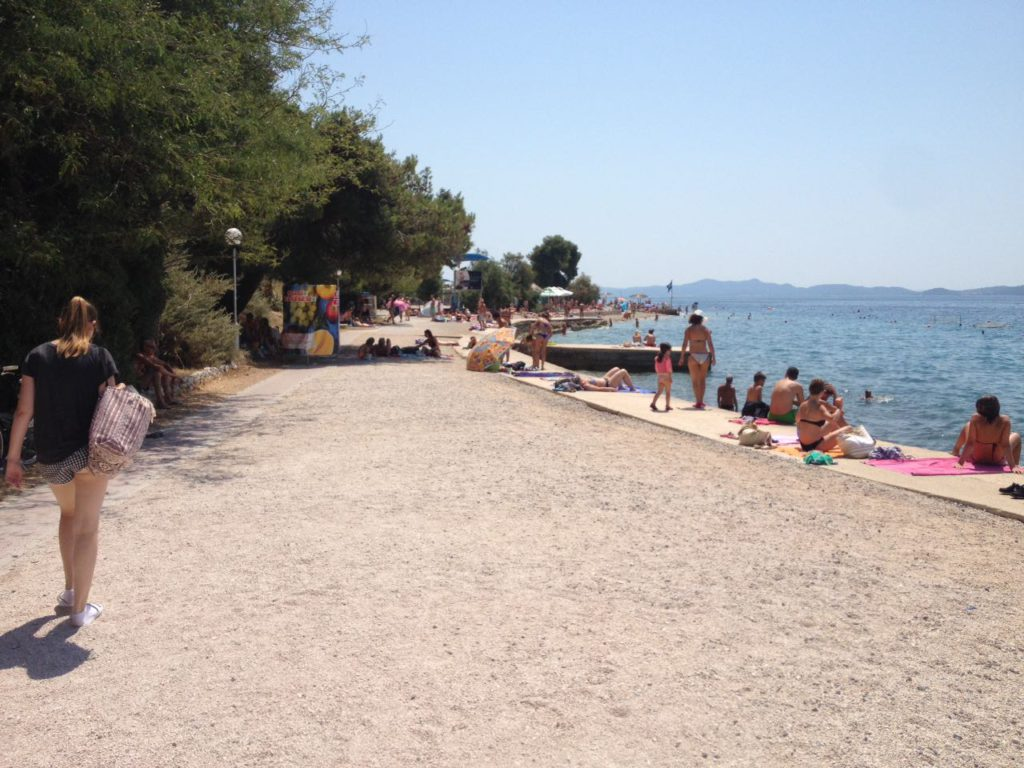 Strandurlaub in Zadar