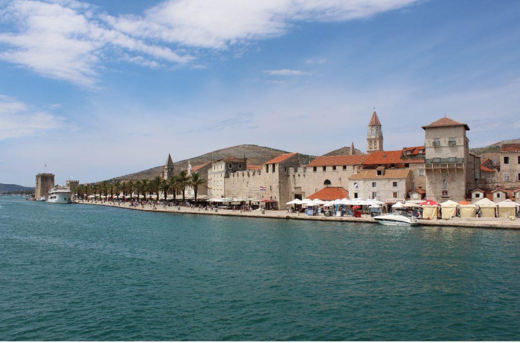 Trogir - Promenade