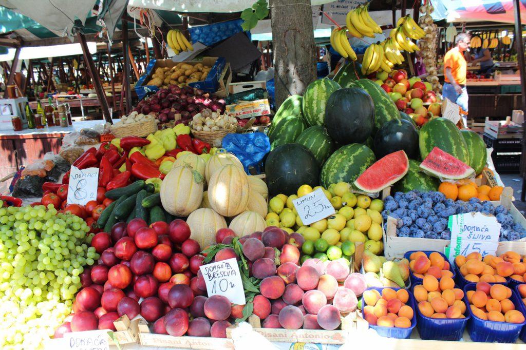 Zadar Markt