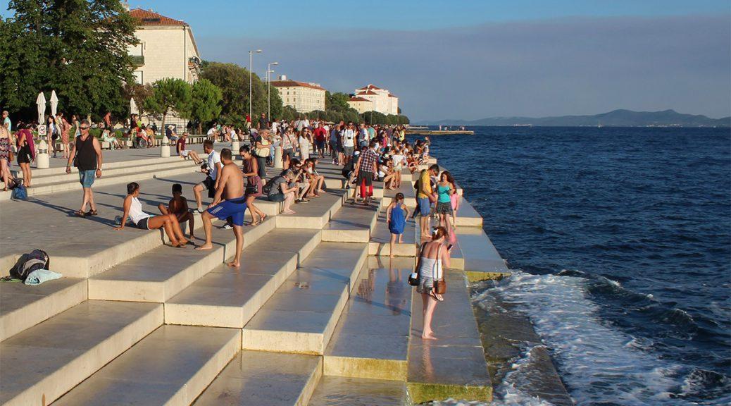 Zadar - Meeresorgel