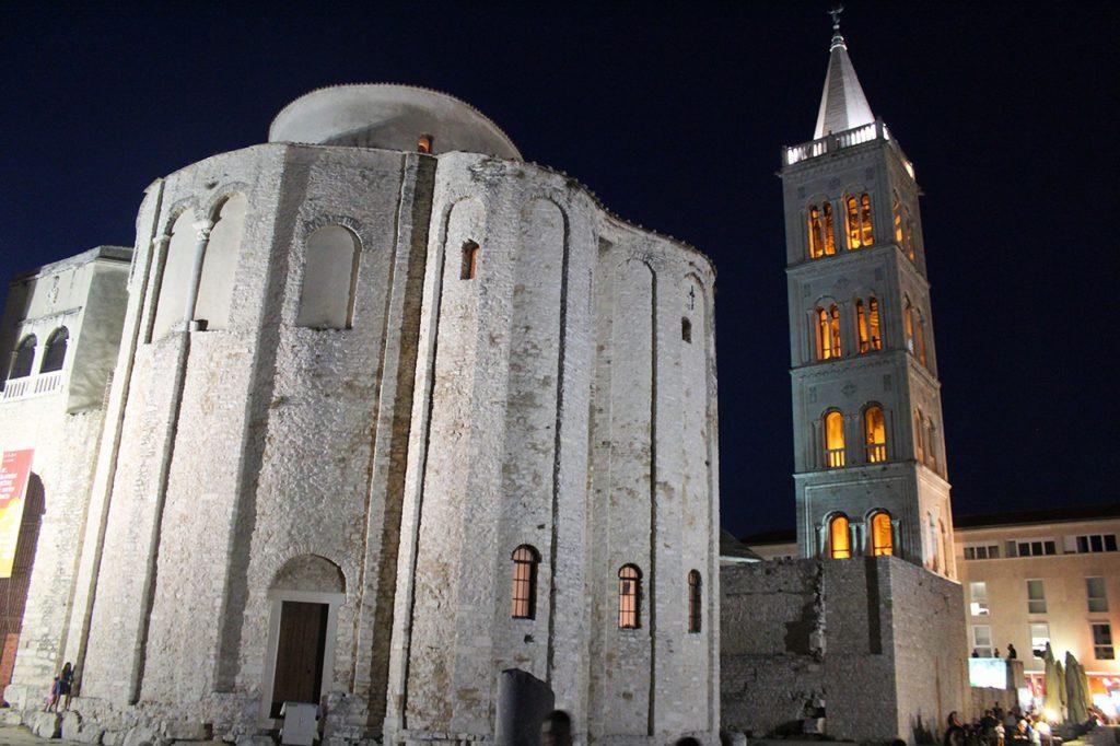 Zadar - Sehenswürdigkeiten