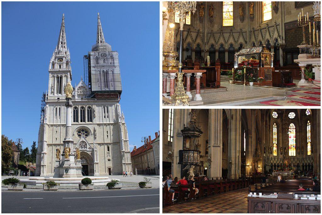 Zagreb - Die Kathedrale