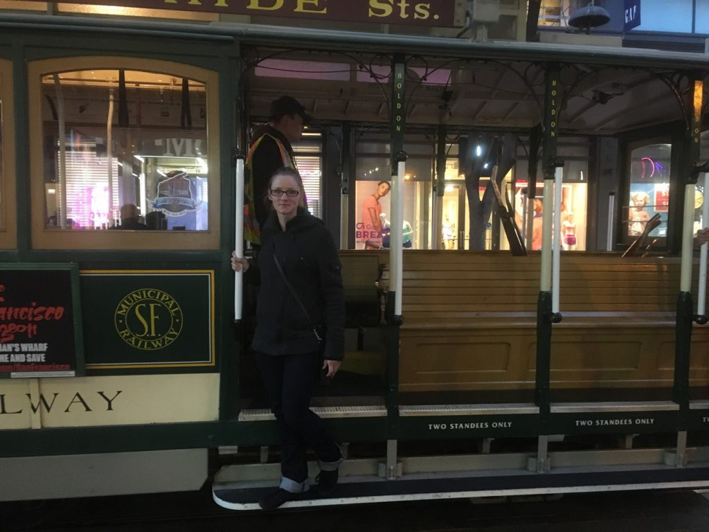 Cable Car - SF
