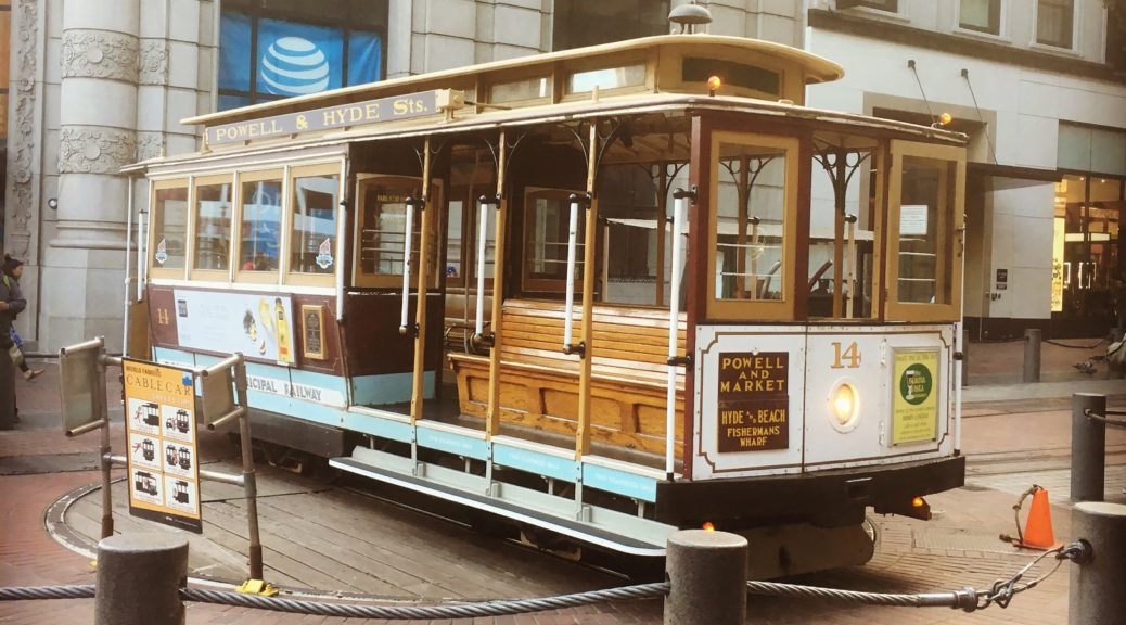 Cable Car - San Francisco