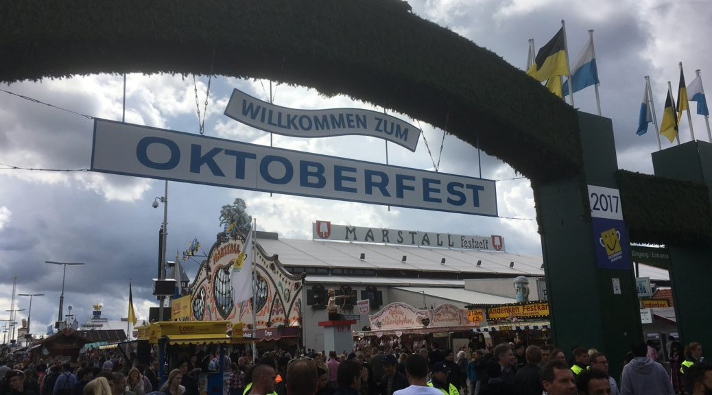 Eingang - Oktoberfest 2017