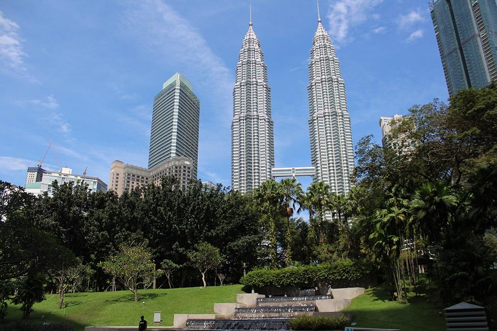 Kuala Lumpur-KLCC-Petronas Towers