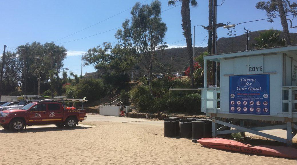 Los Angeles - Rettungsschwimmer