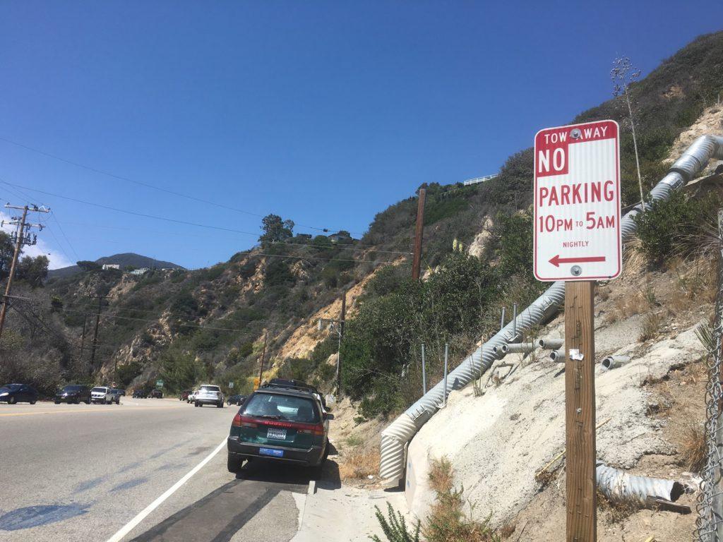 Parken in Los Angeles