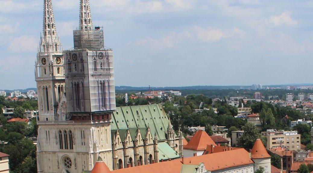 Zagreb Kathedrale