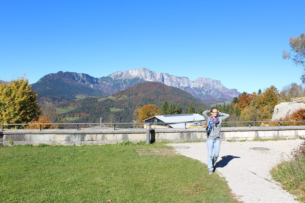 Berge am Obersalzberg