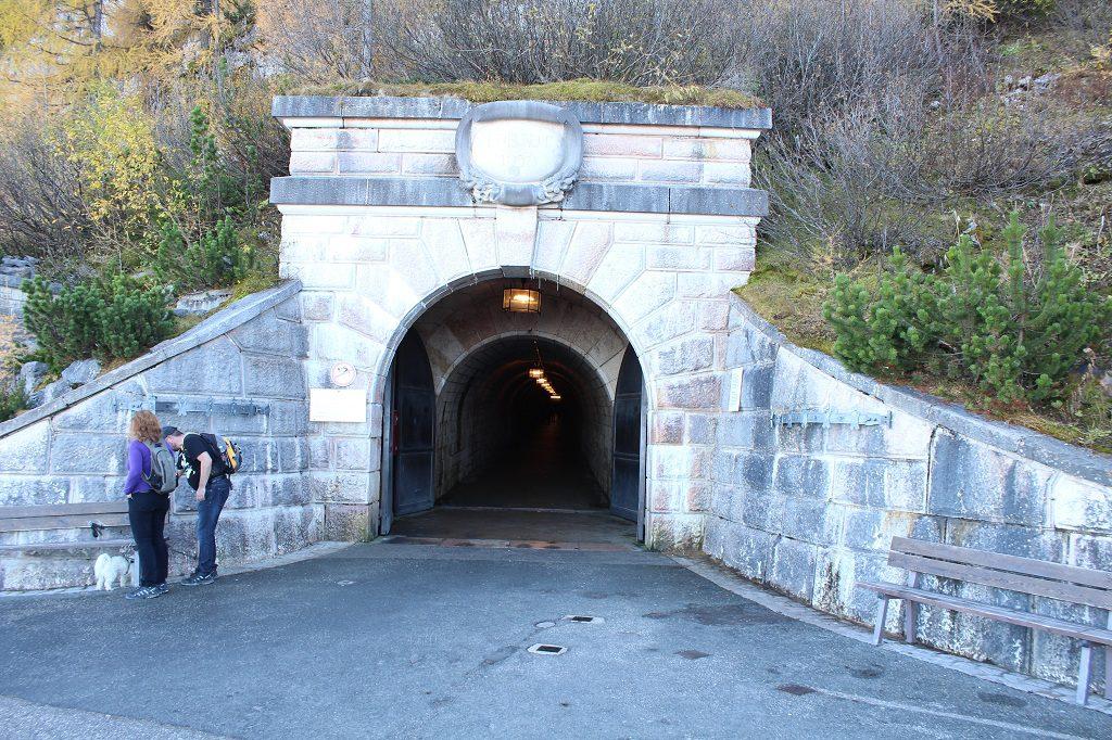 Kehlsteinhaus Tunnel