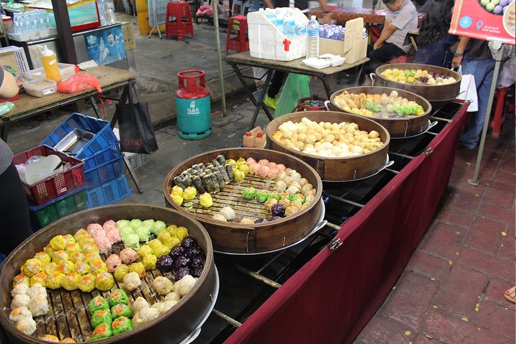 Dumplings in Kuala Lumpur