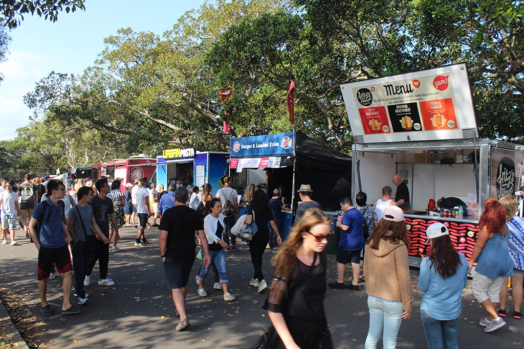 Food Trucks in Sydney