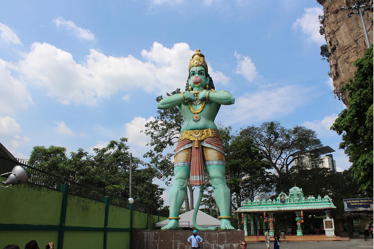 Hanuman Affengott - Batu Caves