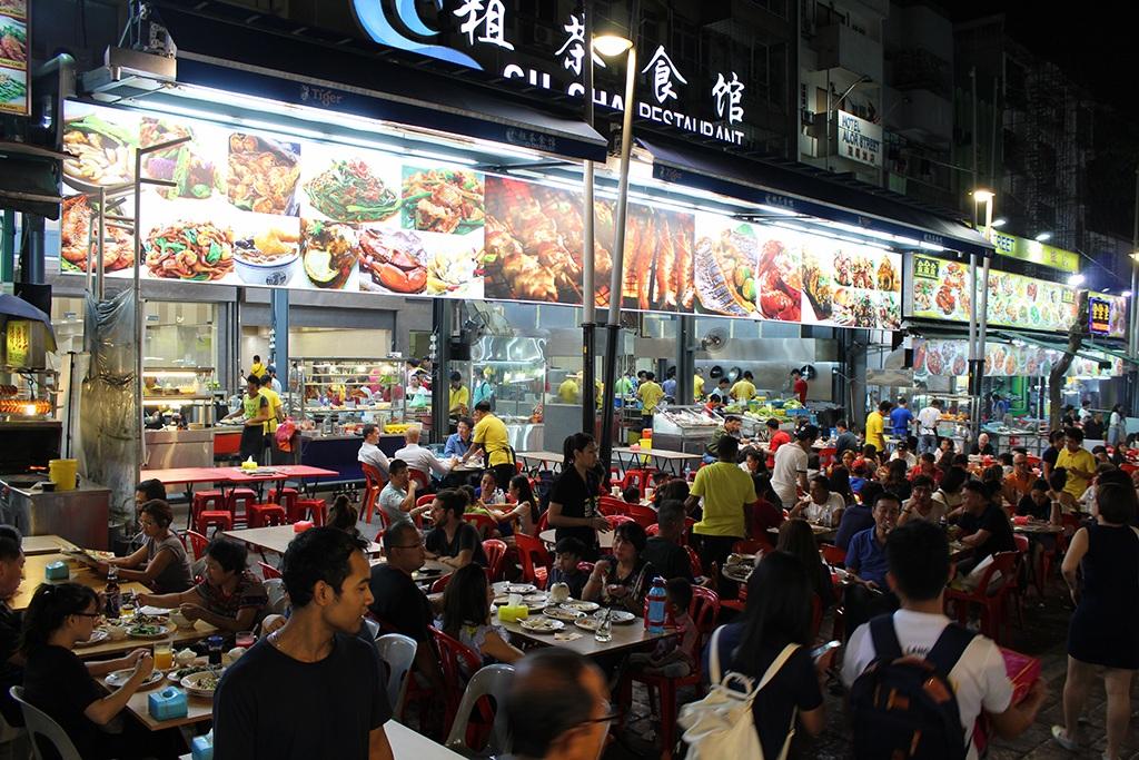 Jalan Alor - Essen in Kuala Lumpur