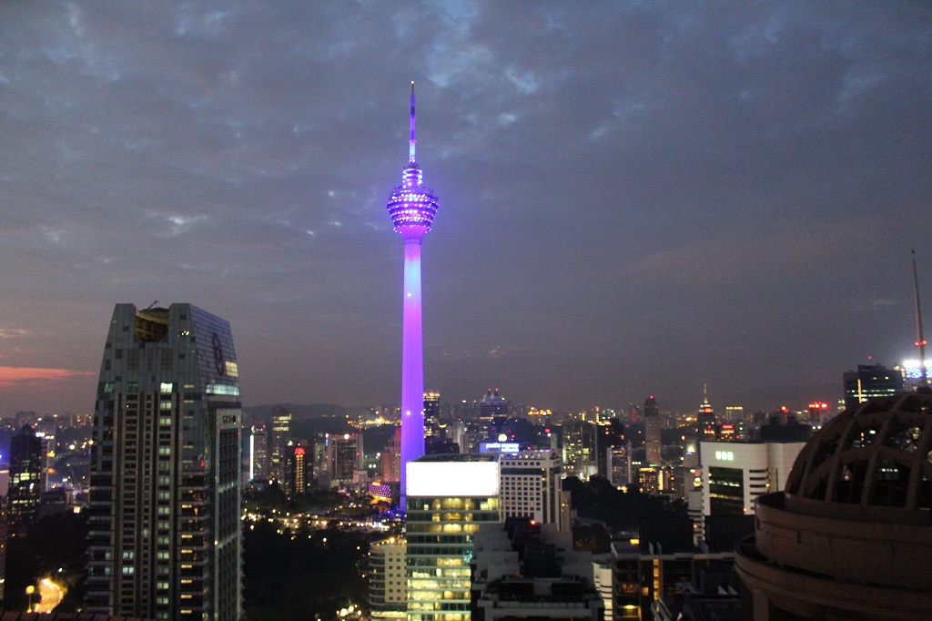 KL Tower in Malaysia
