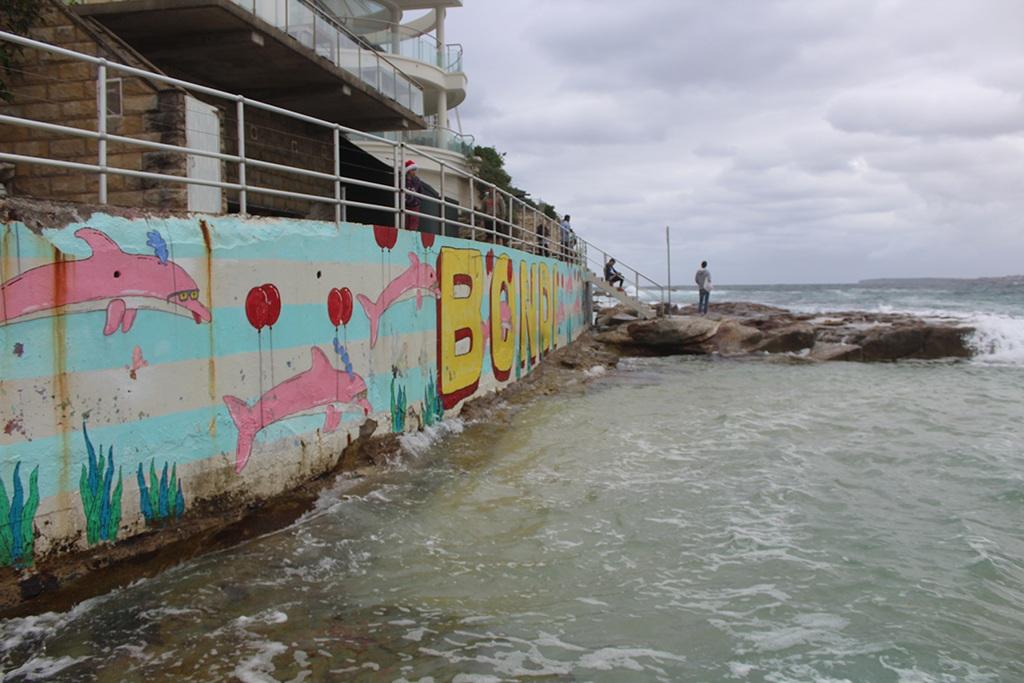Bondi Beach - Stand in Sydney