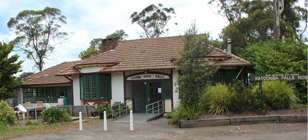Kiosk - Katoomba Falls