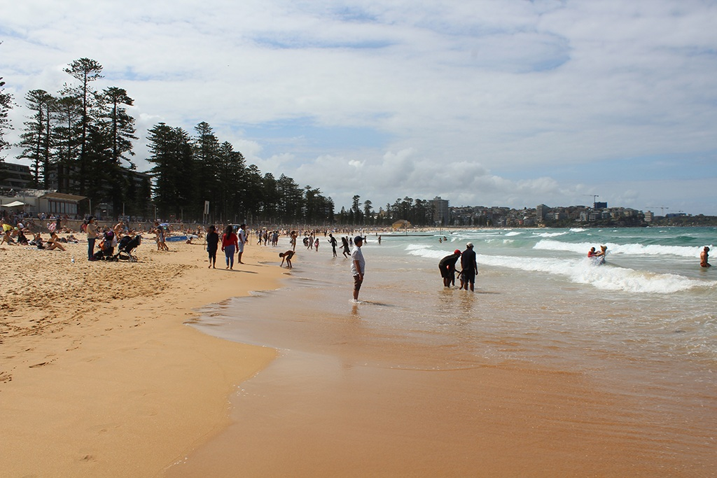Manly Beach - Strand in Sydney
