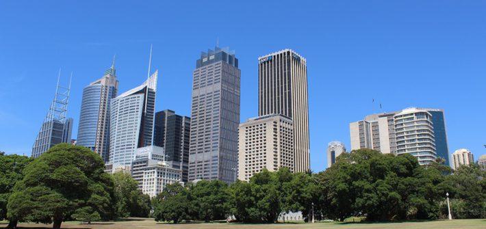 Sydney - Botanische Garten