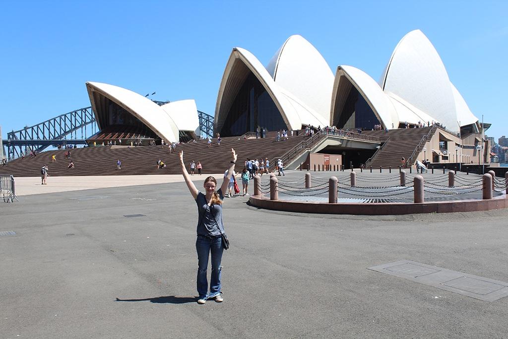Sydney - Operahouse