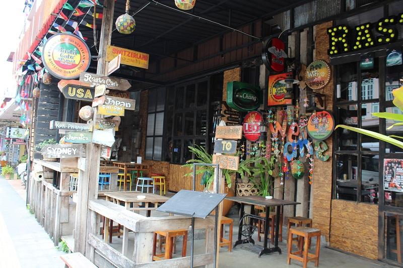 Bar in Phuket Oldtown
