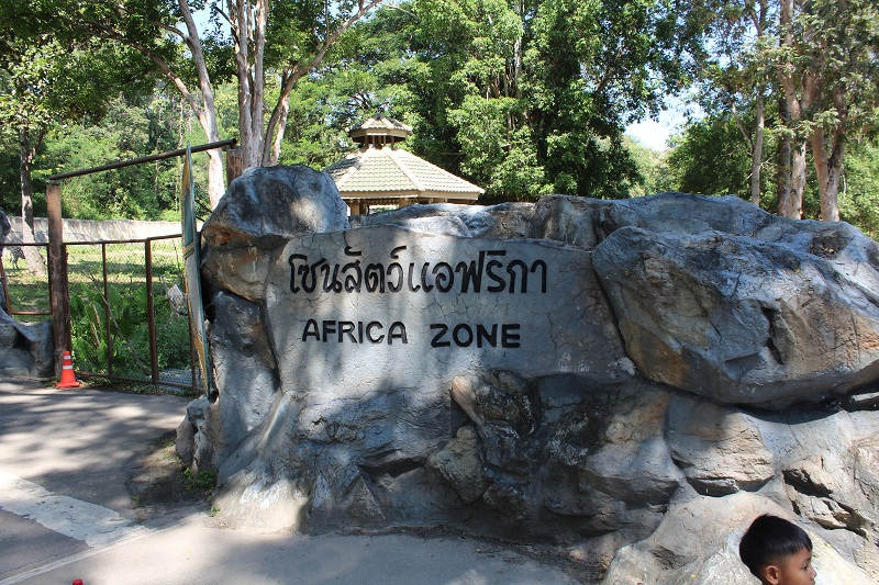 Chiang Mai - Africa Zone