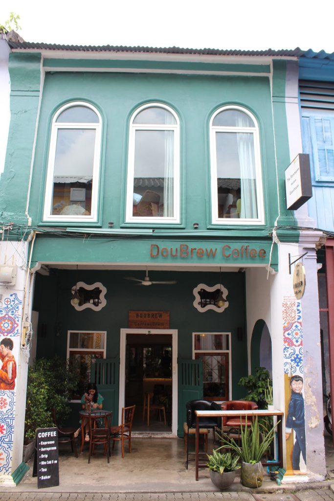 DouBrew Coffee