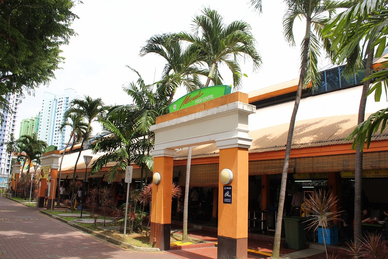 Maxwell Food Court - Hawker Center