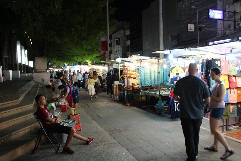 Nachtmarkt - Chiang Mai