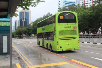 Nahverkehr in Singapur