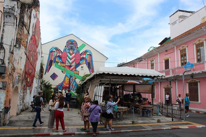 Phuket Oldtown - Die Altstadt von Phuket