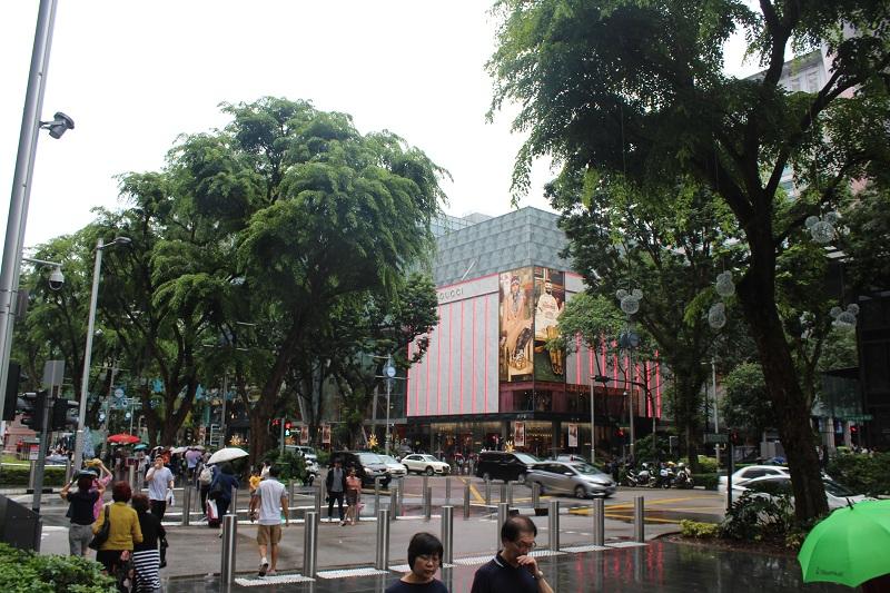 Singapur - Innenstadt