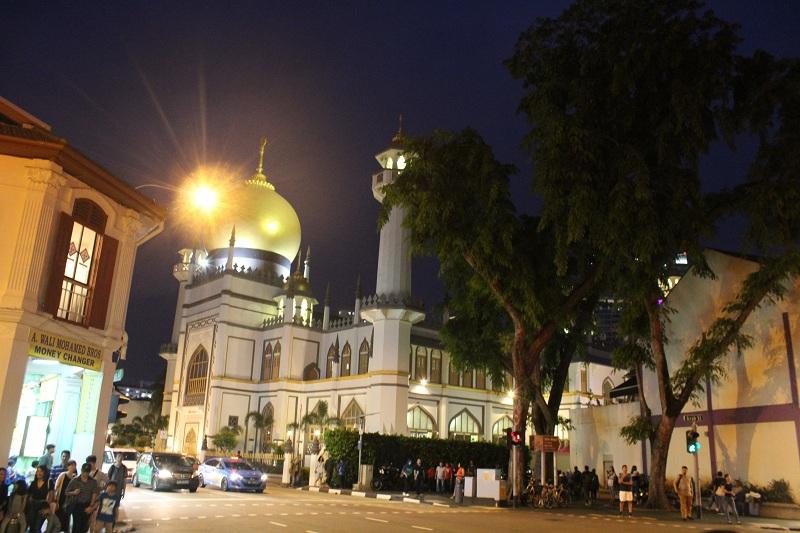 Sultan Moschee singapur