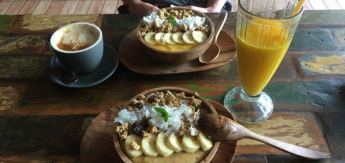 Frühstück in Canggu