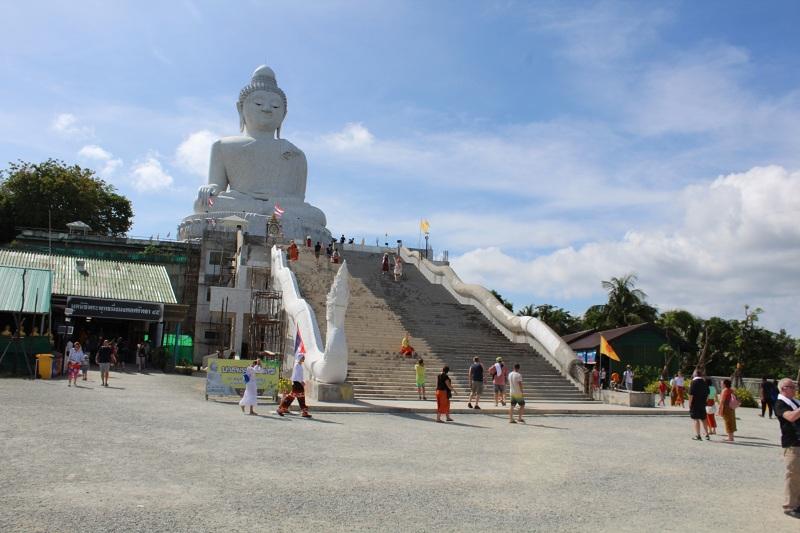 Phuket - Der Big Buddha Tempel
