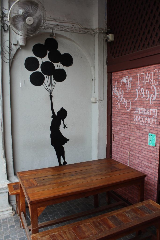 Street Art in Phuket