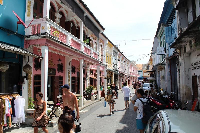 Thalang Road Phuket