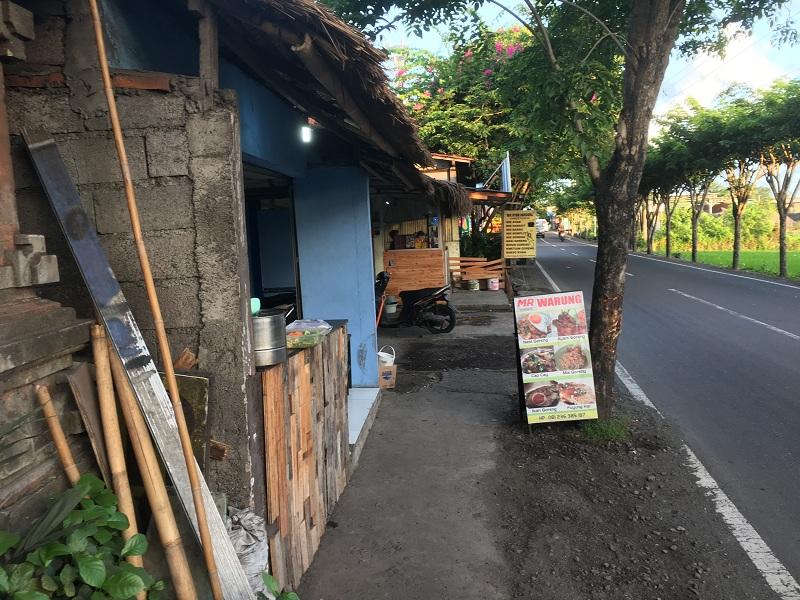 Warung auf Bali