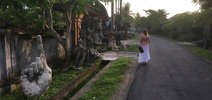 Canggu in Bali