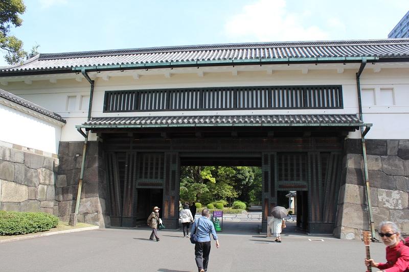 Eingang zum kaiserlichen Garten