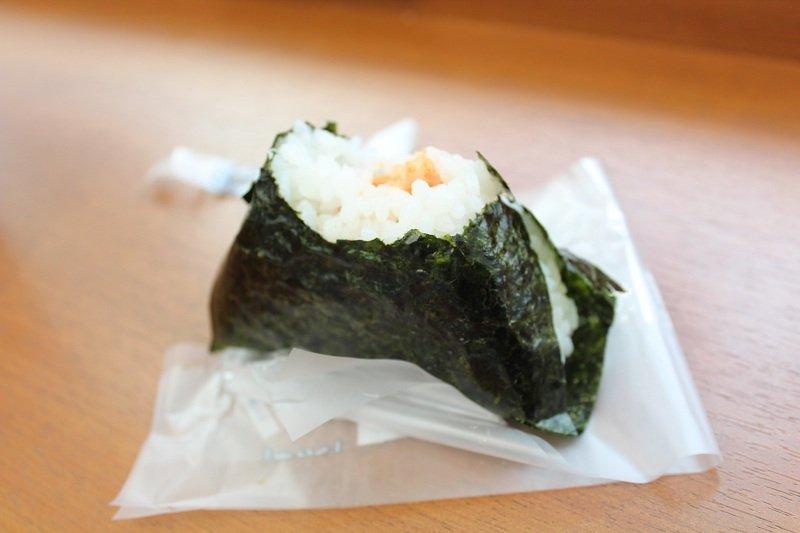 Onigiri mit Thunfisch