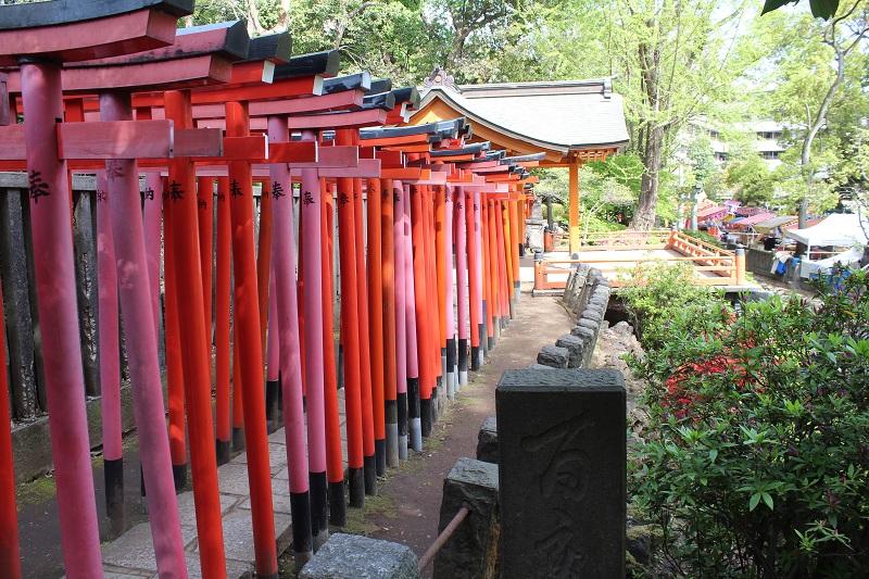 Otome-Inari Shrine Torii